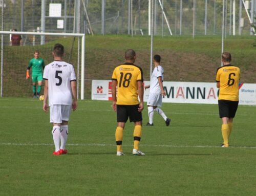 Klare Niederlage gegen YF Juventus